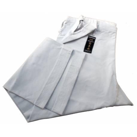 Pantalon blanc Kamikaze modèle AMERICA