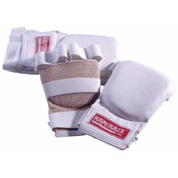 Karate Mitt Kamikaze WUKO, leather