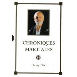 Livre Chroniques Martiales