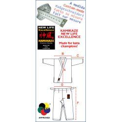 Kamikaze Karategi NEW LIFE EXCELLENCE - Maßgeschneidert