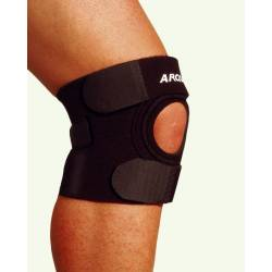 Kniebandage Kniescheibe verstärkt Arquer