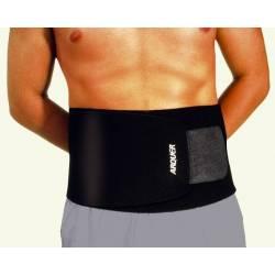 Cintura abdominal-lombar ajustável Arquer