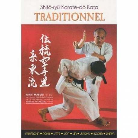 Shito-Ryu Karate-do Kata Traditionnel