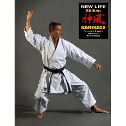 Karategui Kamikaze NEW LIFE SHIHAN Premium Quality