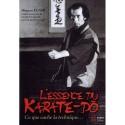 L'Essence du Karate-do par Shigeru Egami