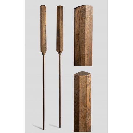 OAR (EKU) hecho a mano en Canadá con madera de fresno