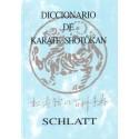 DICCIONARIO DE KARATE SHOTOKAN, Schlatt