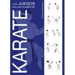 Los Juegos en las clases de Karate, Manuel Capetillo Blanco