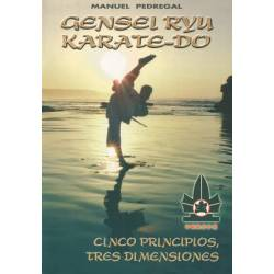 GENSEI RYU KARATE-DO, Manuel Pedregal