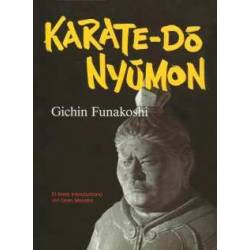 KARATE-DO NYUMON del maestro G. FUNAKOSHI