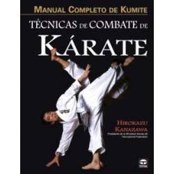 Técnicas de combate para KARATE, Hirokazu Kanazawa