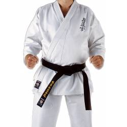 Karategui Kamikaze Kyokushin, bordado