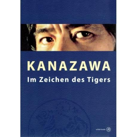 Livre KANAZAWA Im Zeichen des Tigers, Hirokazu KANAZAWA, allemagne