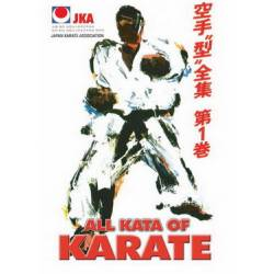 JKA - All Kata Of Karate vol.1