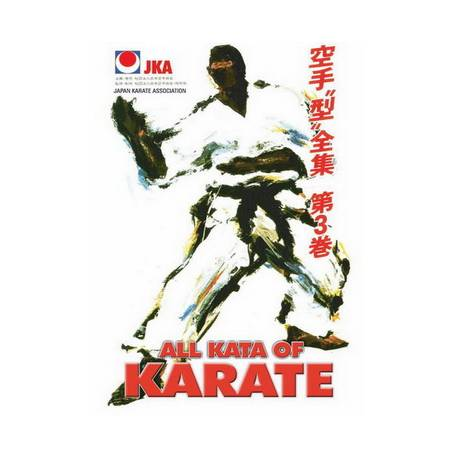 JKA - All Kata Of Karate vol.3
