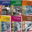 Libro KARATE IN DER PRAXIS, vol. 1-6, 6 libri, Masatoshi NAKAYAMA, tedesco