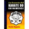 Libro La Esencia del Karate do Okinawense, Shoshin NAGAMINE, español