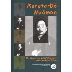 Livro KARATE-DO NYUMON, Gichin FUNAKOSHI, alemão
