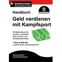 Libro GELD verdienen mit Kampfsport, Budokonzept, alemán