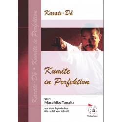 Livro Kumite in Perfektion, Masahiko TANAKA, alemão