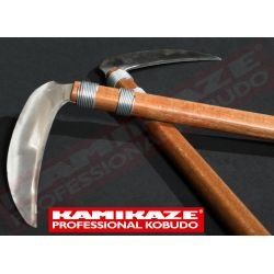 KAMA KAMIKAZE PROFESSIONAL KOBUDO quercia con lame in acciaio inossidabile, coppia