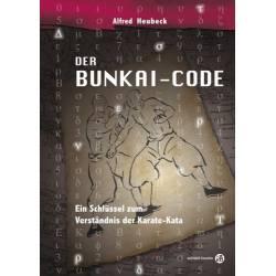 Livro Der Bunkai-Code, Alfred Heubeck, alemão