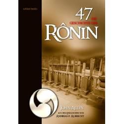 Livro Die Geschichte der 47 Ronin, John Allyn, alemão