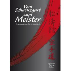 Livro Vom Schwarzgurt zum Meister, Fiore Tartaglia, alemão