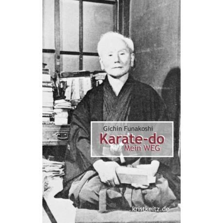 Book Karate-dô Mein Weg, Funakoshi Gichin, German