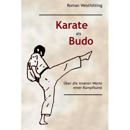 Livro Karate als Budo, Roman Westfehling, alemão