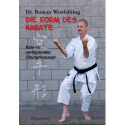 Book Die Form des Karate, Roman Westfehling, German