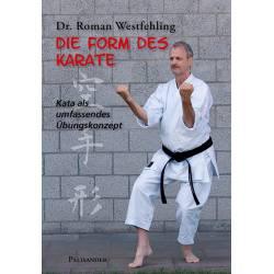 Livro Die Form des Karate, Roman Westfehling, alemão