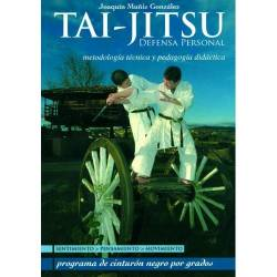 Libro TAI-JITSU, Joaquín Muñiz González, español