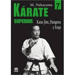 Libro KARATE SUPERIOR M. NAKAYAMA, español Vol.7