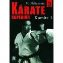 Libro KARATE SUPERIOR M. NAKAYAMA, español Vol.3