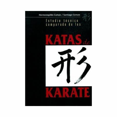 Libro Estudio técnico comparado de los Katas, H.Camps / S.Cerezo