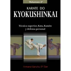 Libro KARATE-DO KYOKUSHINKAI, Vol.2. Armand Sancho