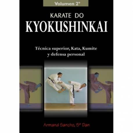 Libros KARATE-DO KYOKUSHINKAI, Vol.2