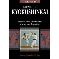 Libro KARATE-DO KYOKUSHINKAI, Vol.1. Armand Sancho