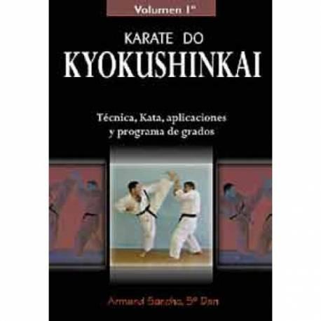 Libros KARATE-DO KYOKUSHINKAI, Vol.1