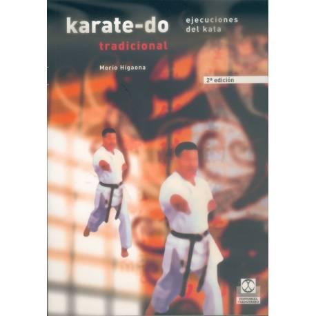 Libro TRADICIONAL OKINAWA GOJU RYU, HIGAONNA, español Vol.2