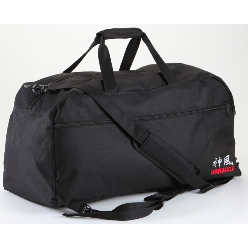 neue kamikaze sporttasche und rucksack tokyo special edition schwarz oder rot kamikaze. Black Bedroom Furniture Sets. Home Design Ideas
