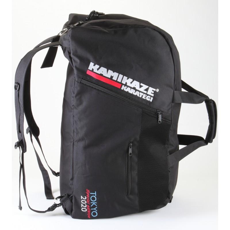 neue kamikaze sporttasche und rucksack tokyo special. Black Bedroom Furniture Sets. Home Design Ideas