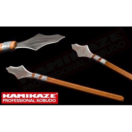ROCHIN KAMIKAZE PROFESSIONAL KOBUDO, Spitze aus rostfreiem Stahl, Griff aus Eiche