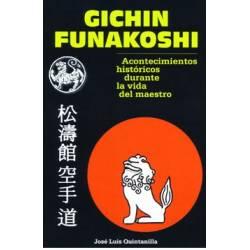 Libro G. FUNAKOSHI, Acontecimientos históricos durante su vida
