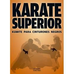 KARATE SUPERIOR - KUMITE para cinturones negros