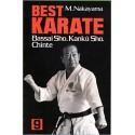 Book BEST KARATE M.NAKAYAMA, vol.9, english