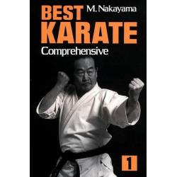 Book BEST KARATE M.NAKAYAMA, Vol.01 english