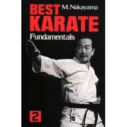 Libro BEST KARATE M. NAKAYAMA, Vol.02 inglese