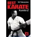 Livre BEST KARATE,M.NAKAYAMA, Vol.04 anglais